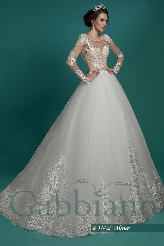 Свадебное платье Айми