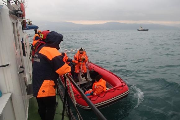 Тело командира Ту-154 подняли содна Черного моря