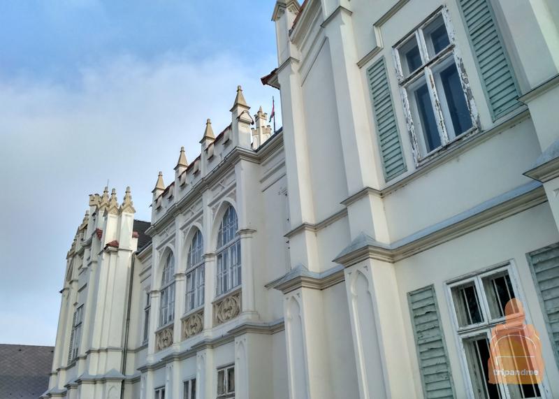 Музей в замке Брунсвика