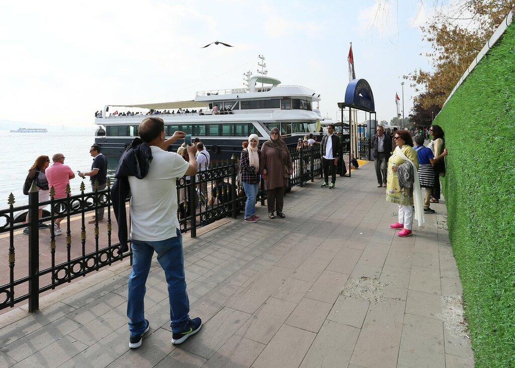 Стамбул. Кабаташ