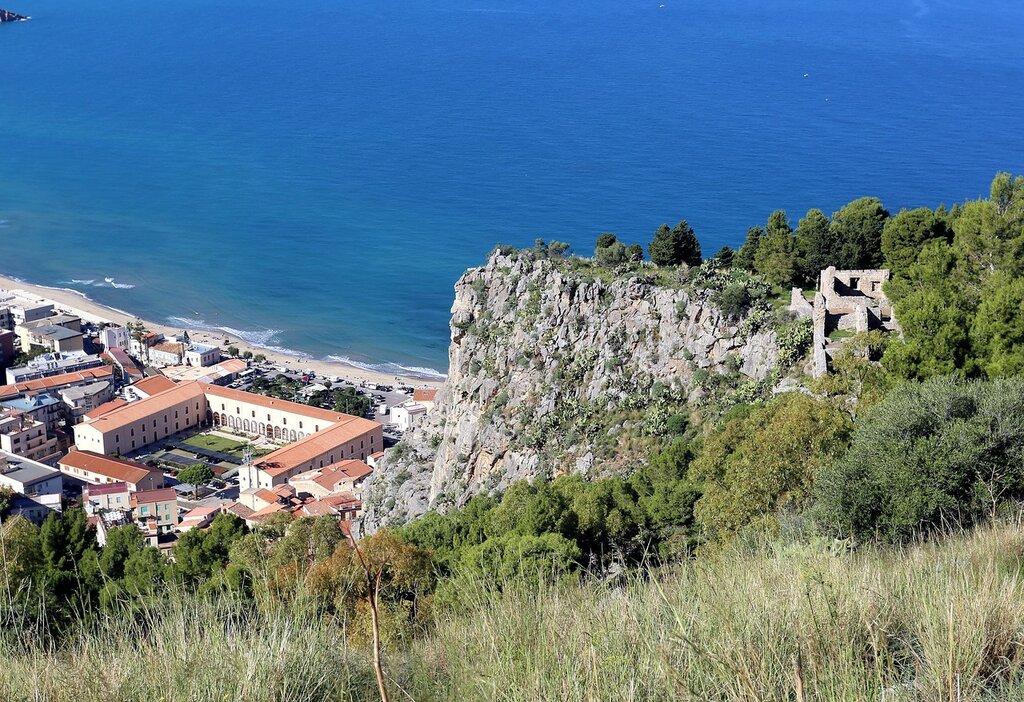 Природный парк Скала Чефалу (Rocca di Cefalù)