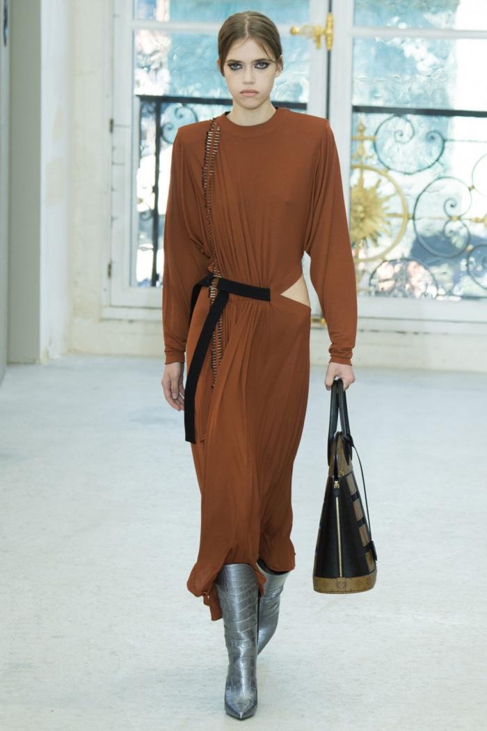Неделя моды в Париже: Louis Vuitton весна 2017