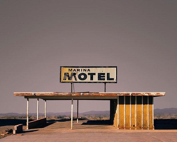Трона, Калифорния.