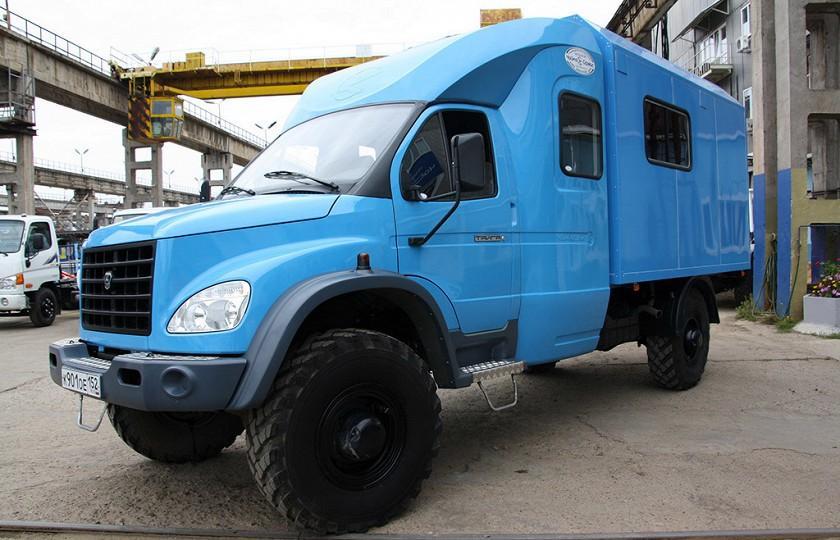 Чайка-сервис, Нижний Новгород Автозавод был основан в 1993 году, занимается производством специально
