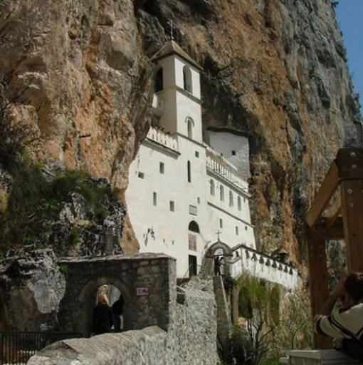 Когда-то православные христиане строили храмы и церкви в горах, чтобы скрыться от врагов. В то время