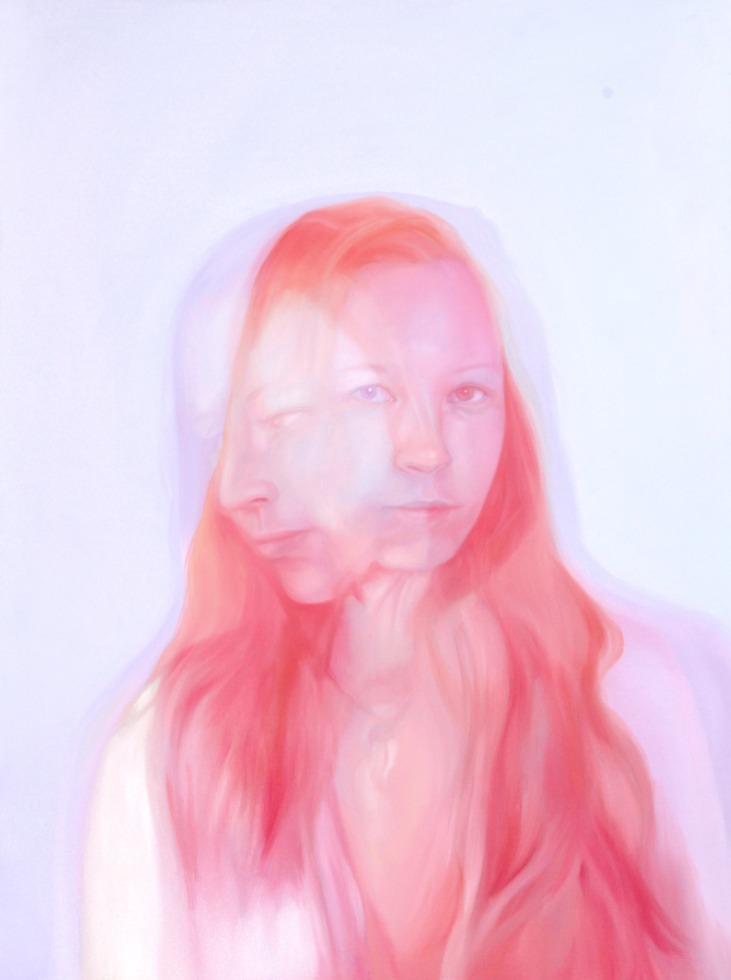 Jen Mann. Этюд в розовых тонах