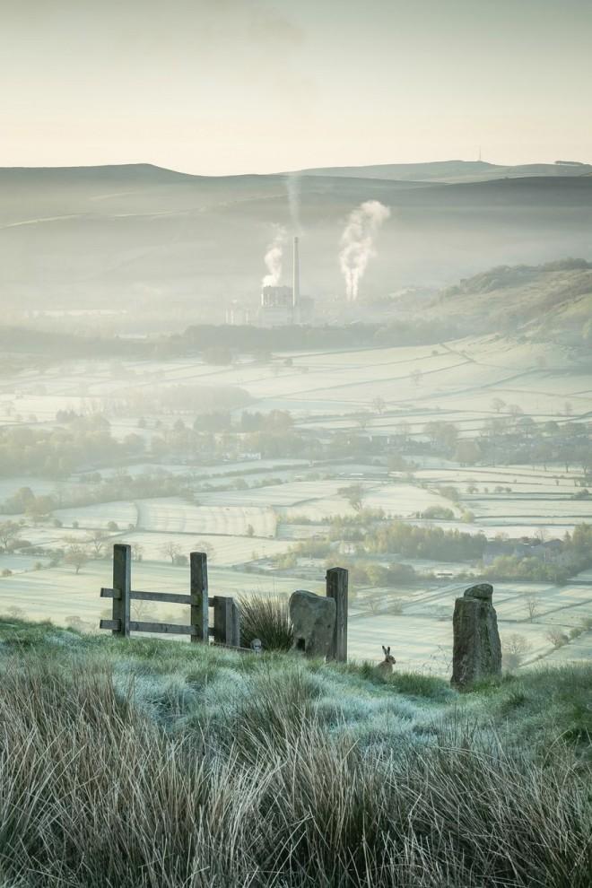 Горные вершины в Шотландии, 2011 год. Фотограф: Paul Sutton.