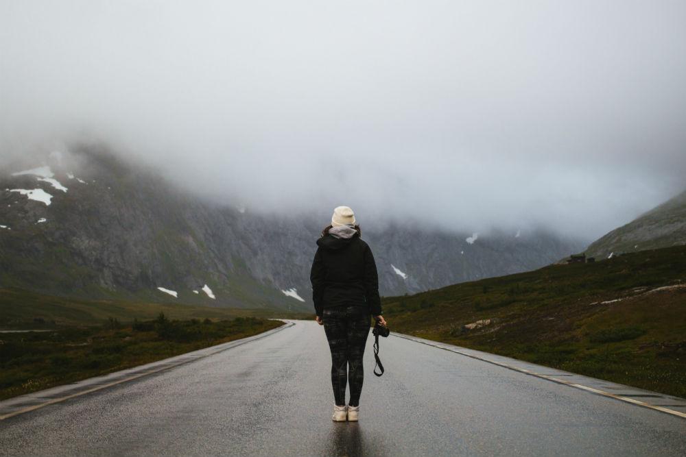 Фьорды Добраться до Лофотенских островов мы планировали за несколько дней, ведь от Ходдевика до Унст