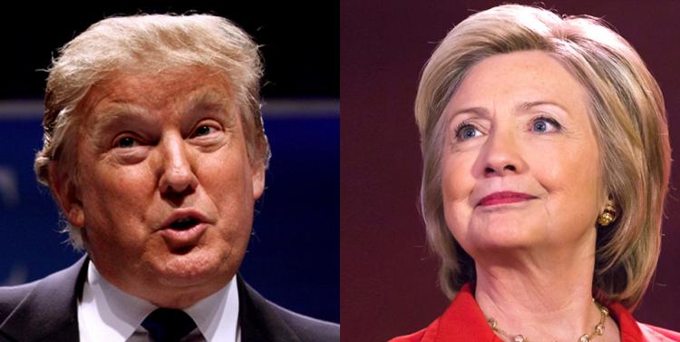 ВСША уже проголосовали неменее 40 млн избирателей— Клинтон vsТрамп