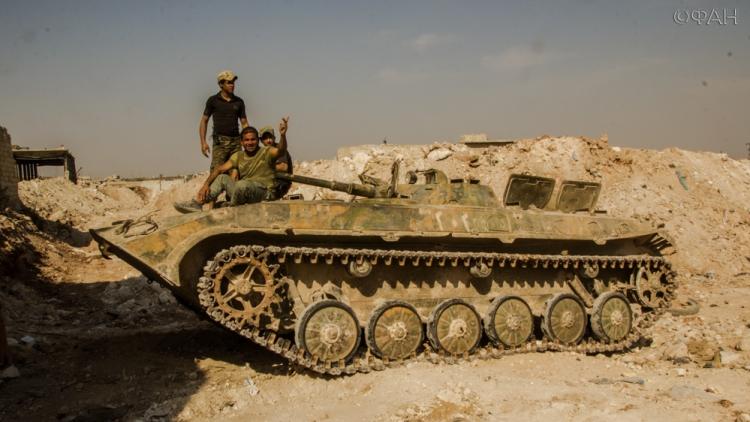 Сирийская оппозиция готова к восстановлению переговоров поАлеппо