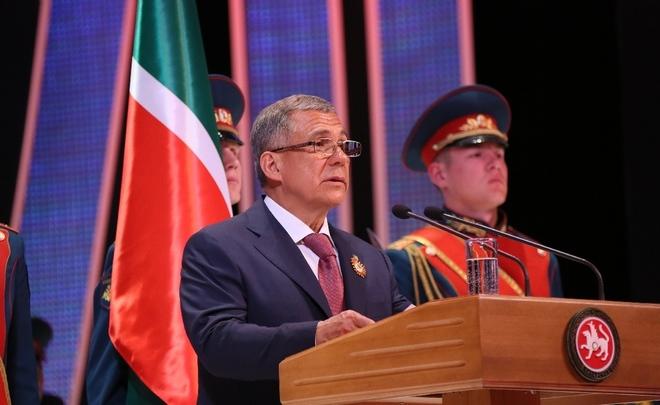 Рустам Минниханов обнародовал ролик «Многоликий Татарстан»