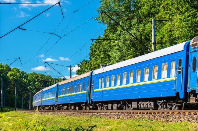 Укрзализныця: информация оплатных туалетах впоездах