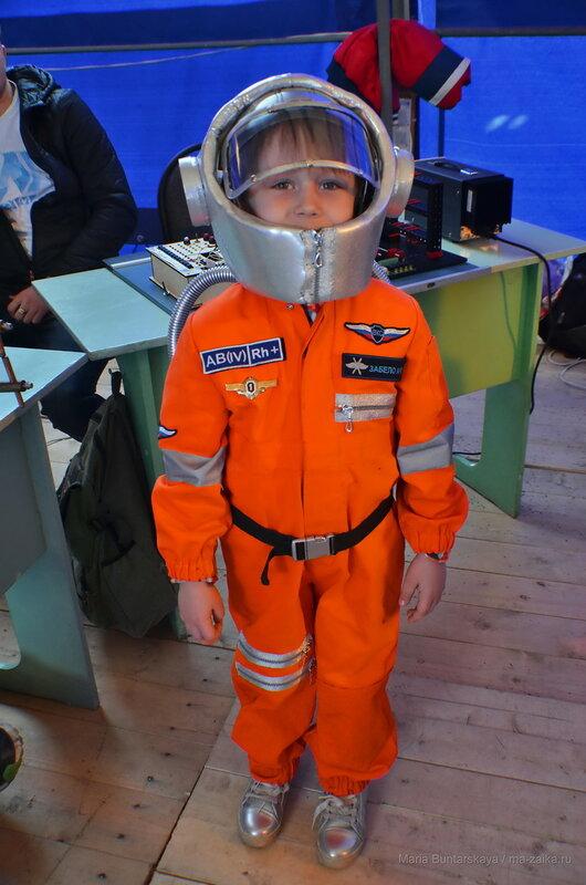 День космонавтики, Энгельс, 12 апреля 2017 года