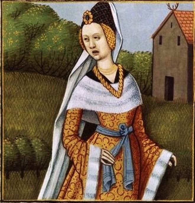 Virginia, vierge et fiancée de Virginius -- BnF Français 599 fol. 52.jpg