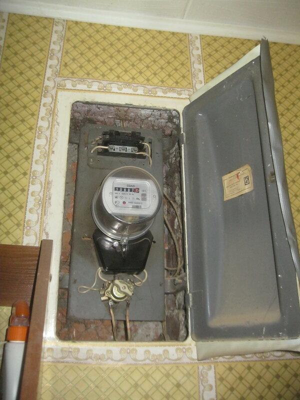 Горелый запах из электрощита: что делать?