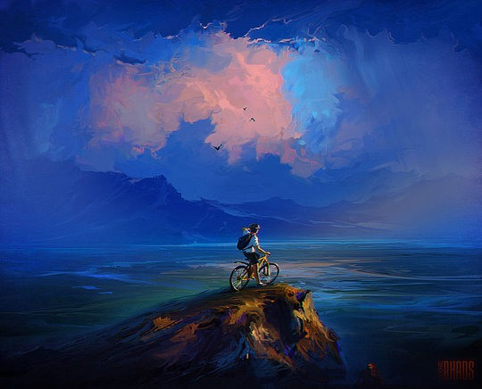 Digital Paintings by RHADS