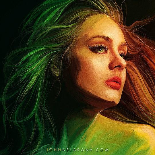 Creative Digital Art by John Aslarona