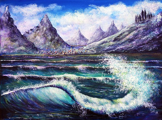 Traditional Art by Ann Marie Bone