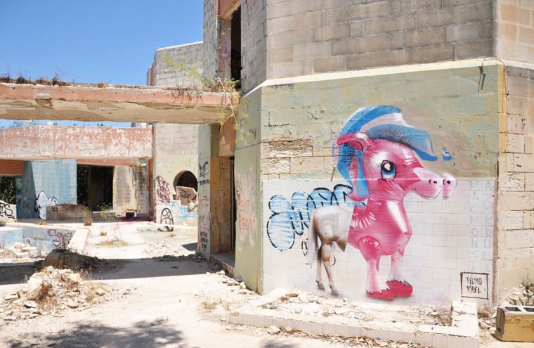 Imagemakers - The street art by Telmo Miel