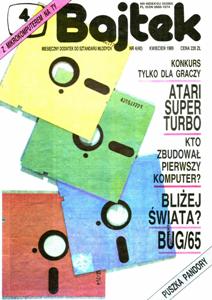 Журнал: Bajtek (на польском) - Страница 2 0_12c32d_184bd549_orig