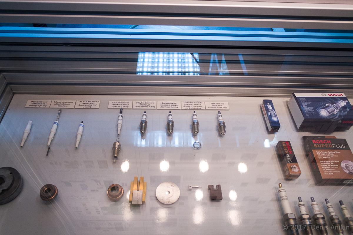 Bosch Энгельс производство свечей зажигания фото 23