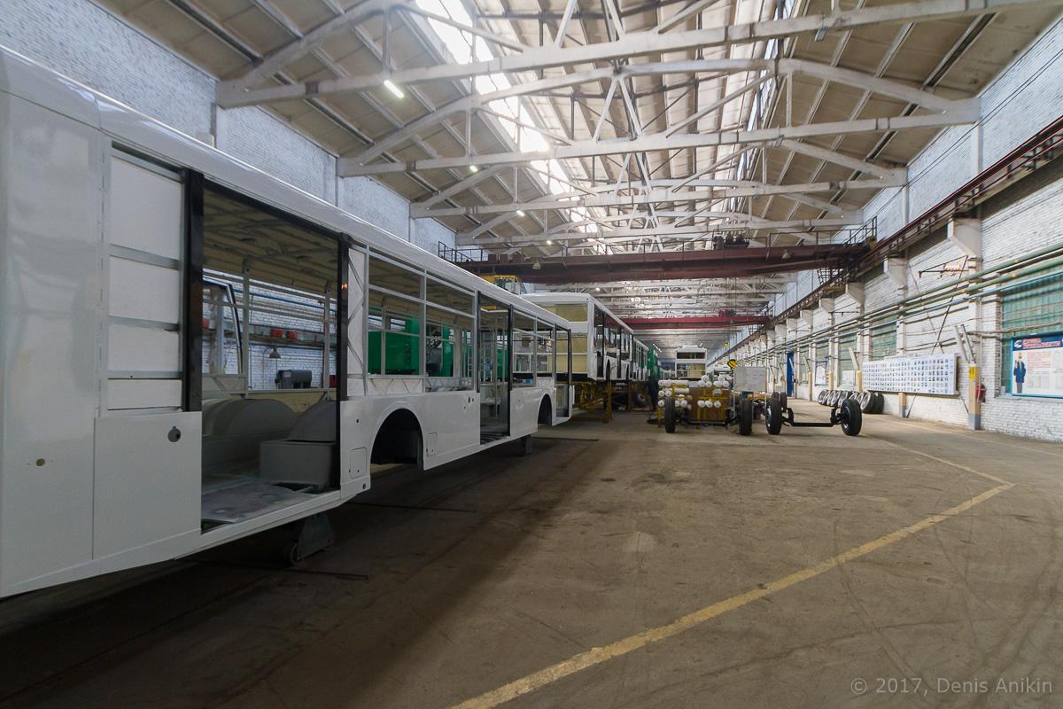 троллейбусный завод trolza фото 5