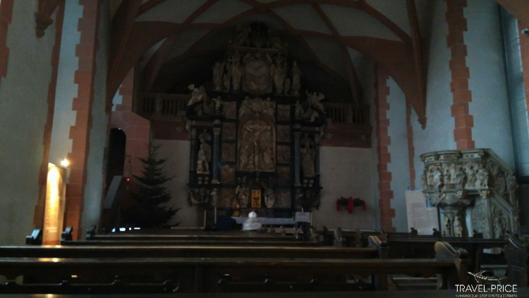 Церковь в замке Йоханесбург