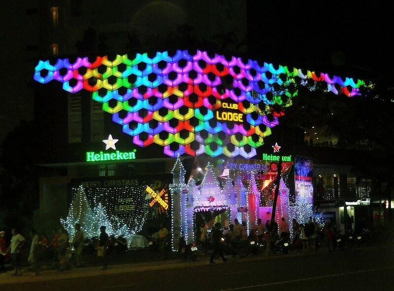 Праздничный Нячанг