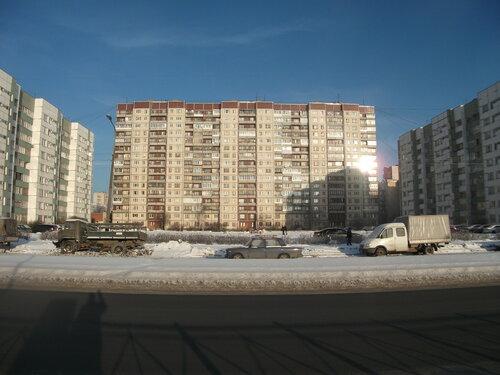 ул. Демьяна бедного 1к2