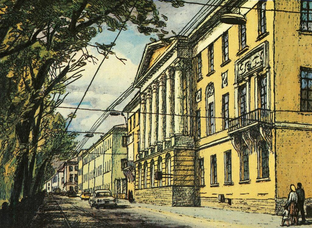 587354 Покровский бульвар. Бывший дом Дурасовых.jpg