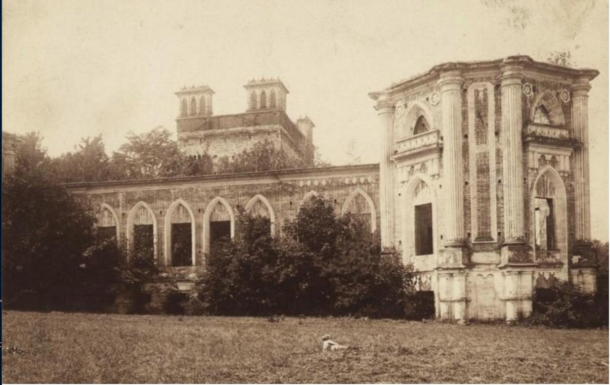 Царицыно. Старый дворец