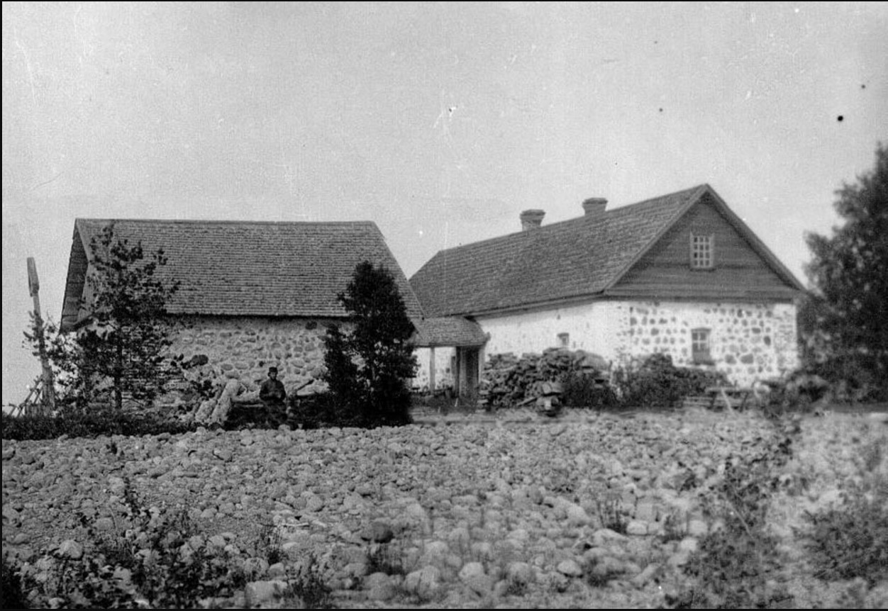 32. Жилые постройки монастыря