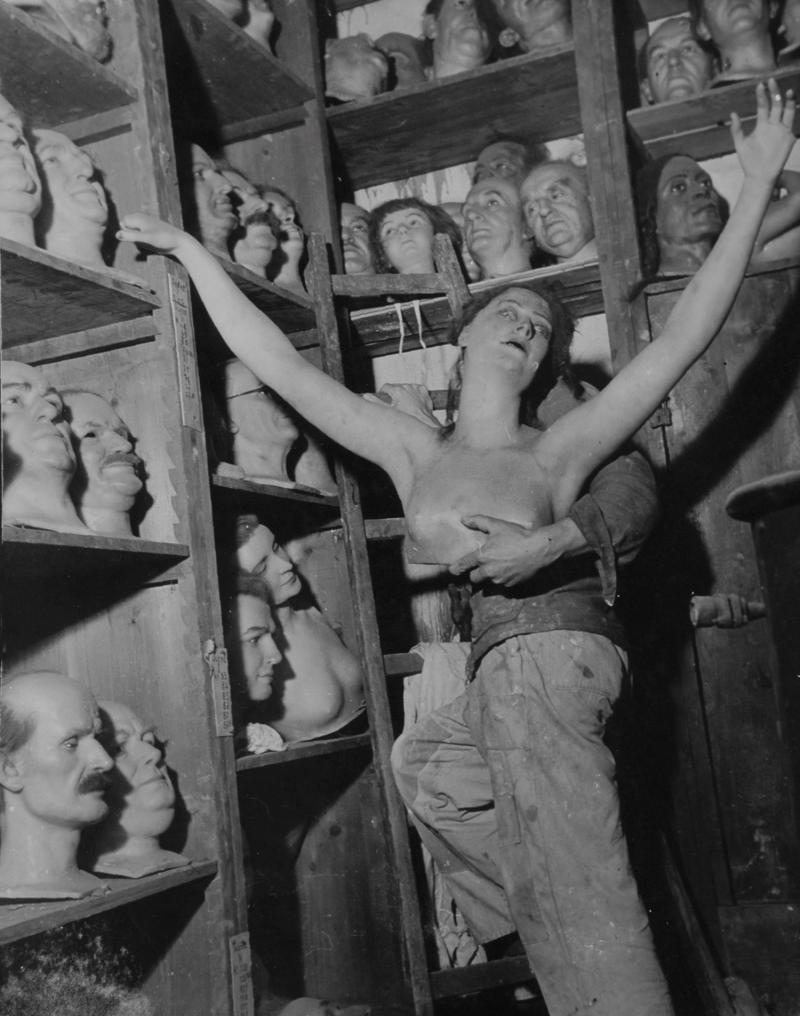1948. Манекены
