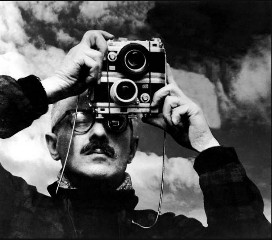 1955. Автопортрет