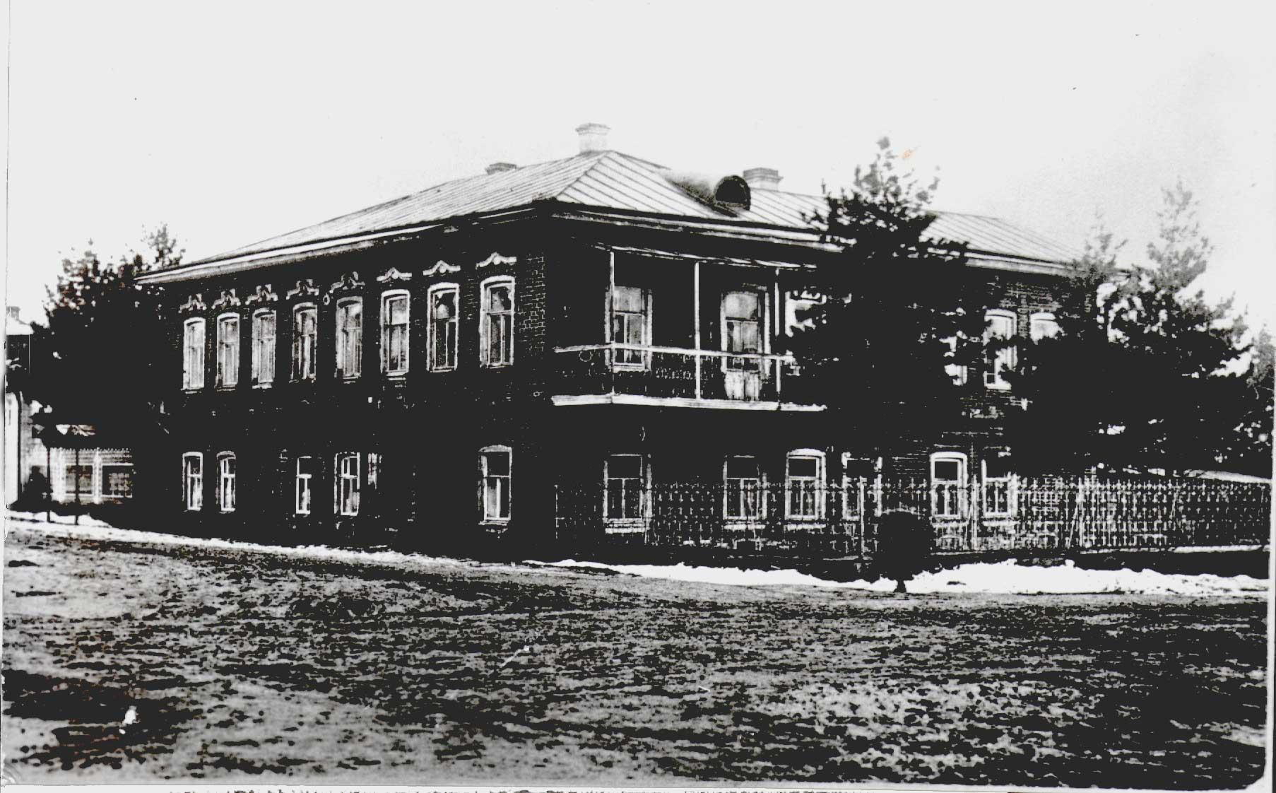 Дом Шевцовой