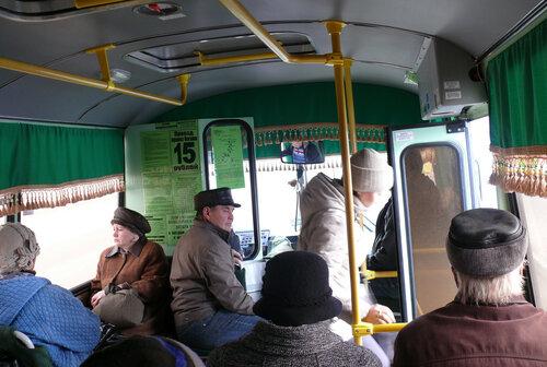 расписание 15 автобуса рыбинск