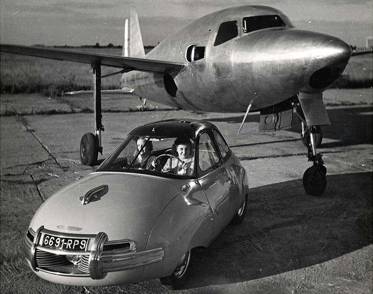 Panhard in 1948 built the Dynavia.jpg