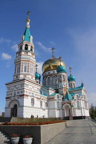 Свято-Успенский кафедральный собор, Омск
