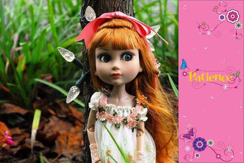 кукла Патиенс patience