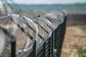 Эстония построит на границе с Россией двухметровую стену