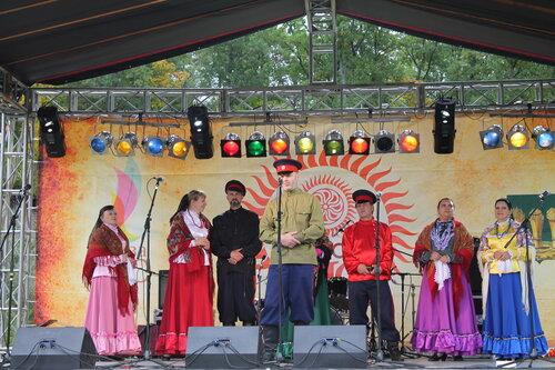 В Пензе прошел фестиваль «Крепость Русь»