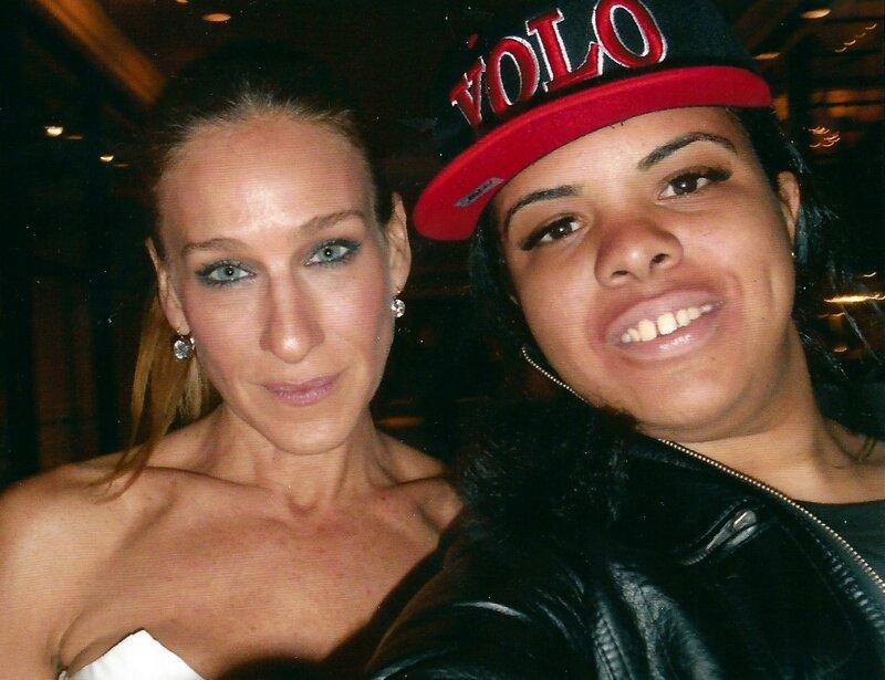 Celebrity Stalker Vanessa Sky Ellis