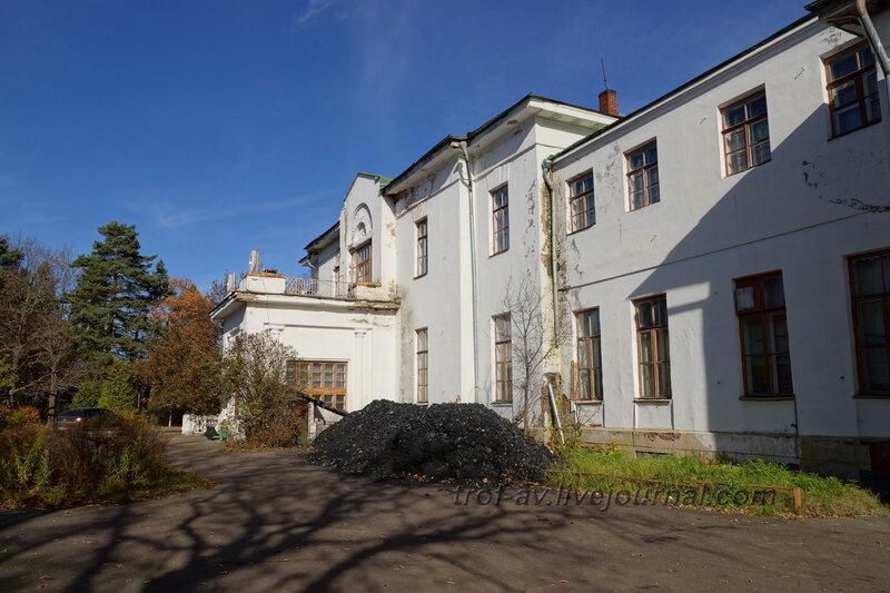 Усадебный дом, Усадьба Любвино, Тучково