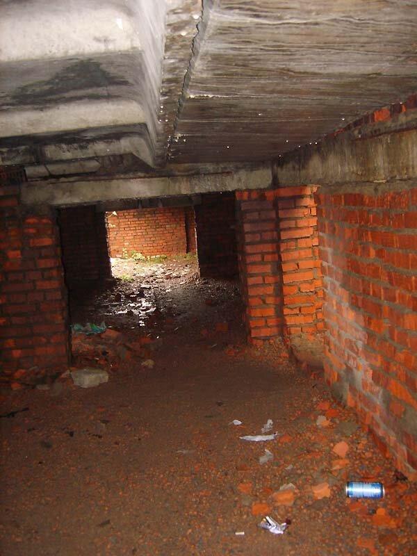 бункер в Хлюпино