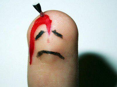 Креативные пальцы. Или мальчики-с-пальчики
