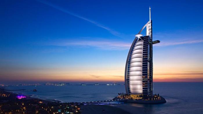 Сказочная поездка в Дубай летом