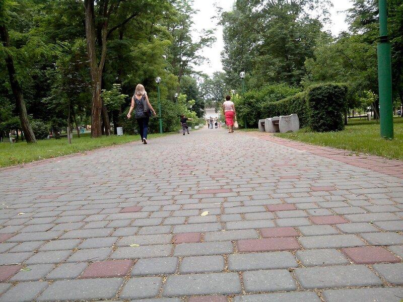 детский парк Минска