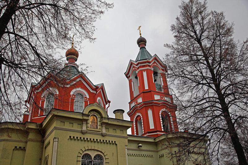 Церковный комплекс, осень 2013 г.