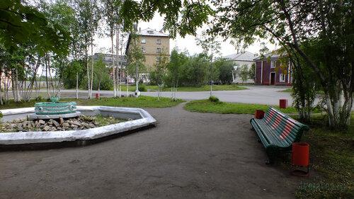Фото города Инта №5399  Полярная 8, 5 и Халеева 6 02.08.2013_13:08