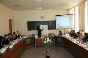 Обучение профсоюзных работников и активистов в НМЦ Профсоюза